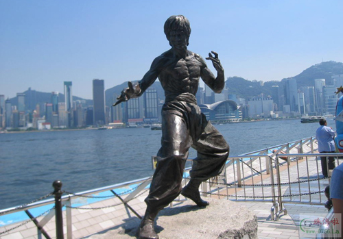 Avenue of Stars, Bruce Lee