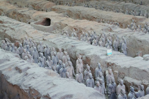Terracotta Warrior and House Museum
